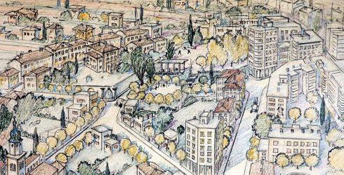 Una costellazione di forme. La città tra modernità e post-modernità