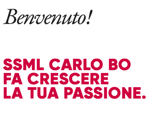 SSML Carlo Bo fa crescere la tua passione