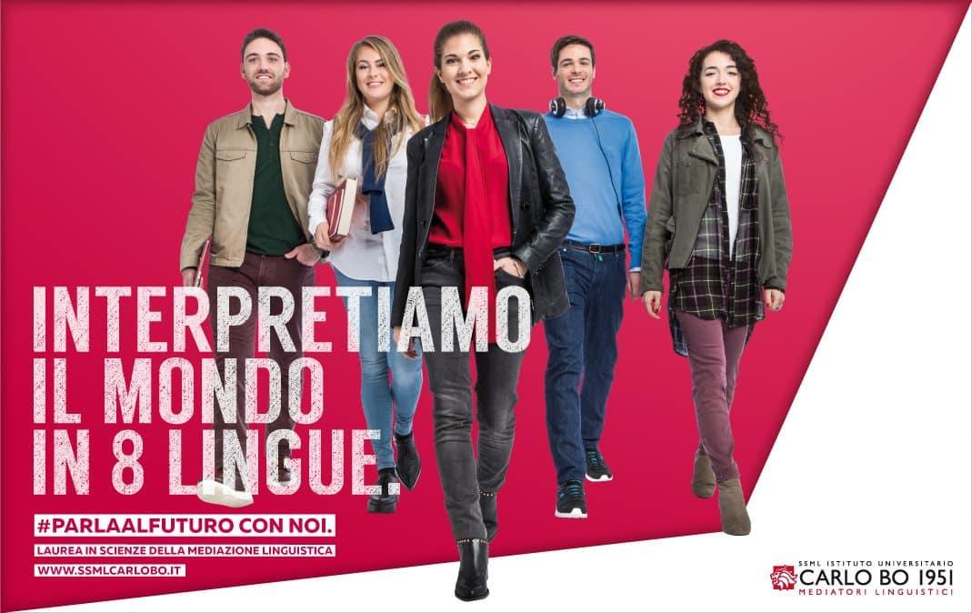 Interpretiamo il mondo in 8 lingue