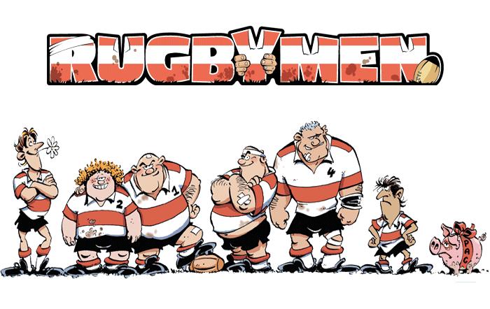 Gli studenti della SSML Carlo Bo in edicola con Rugbymen