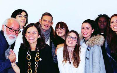 Le studentesse della SSML Carlo Bo di Bologna in campo come mediatrici