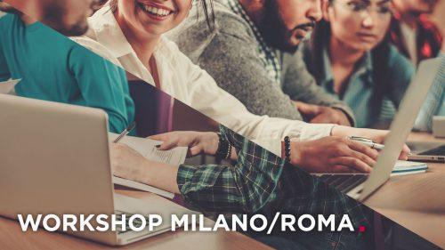 Workshop SSML Carlo Bo: Milano & Roma