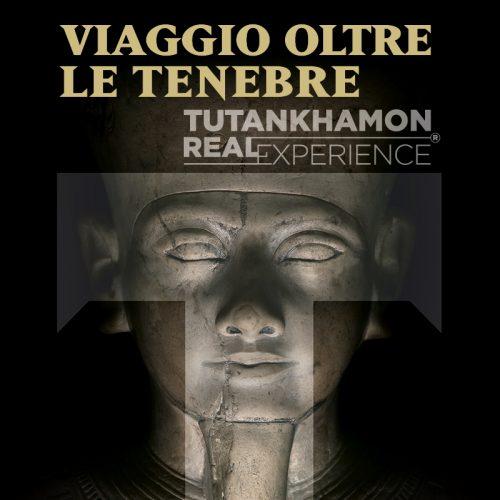 "Al via ""Viaggio oltre le tenebre. Tutankhamon RealExperience®"""
